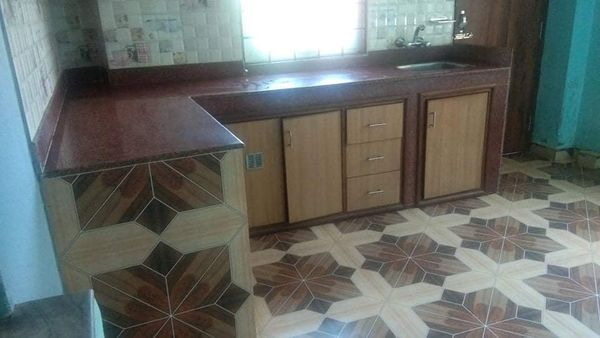 A photo of kitchen